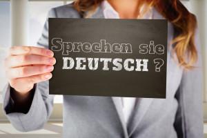 lengua alemana